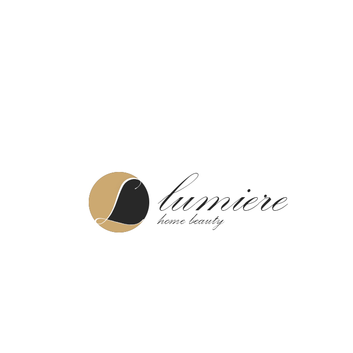 Lumier Home Decoration Logo Design