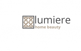 Lumier Home Decoration logo design option 2