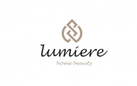 Lumier Home Decoration logo design option 3