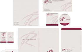 Branding Stationary dubai interior design company