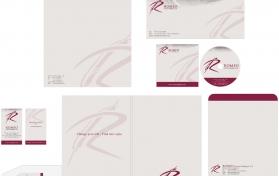 Branding Stationary dubai interior design company