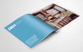 Catalog design decoration company