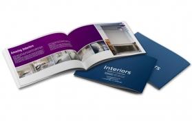 Catalog design hospitality services