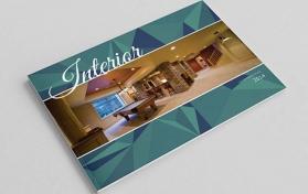 interior designer catalog design