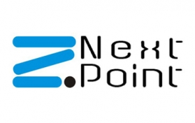 logo design for next point computers