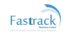 logo design for option for fast track