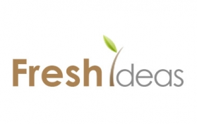 logo design for fresh ideas