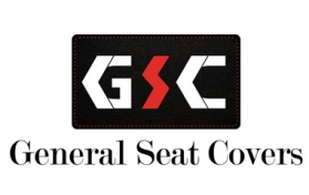 logo option for general seat covers