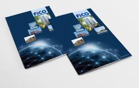 Property brokers catalog design