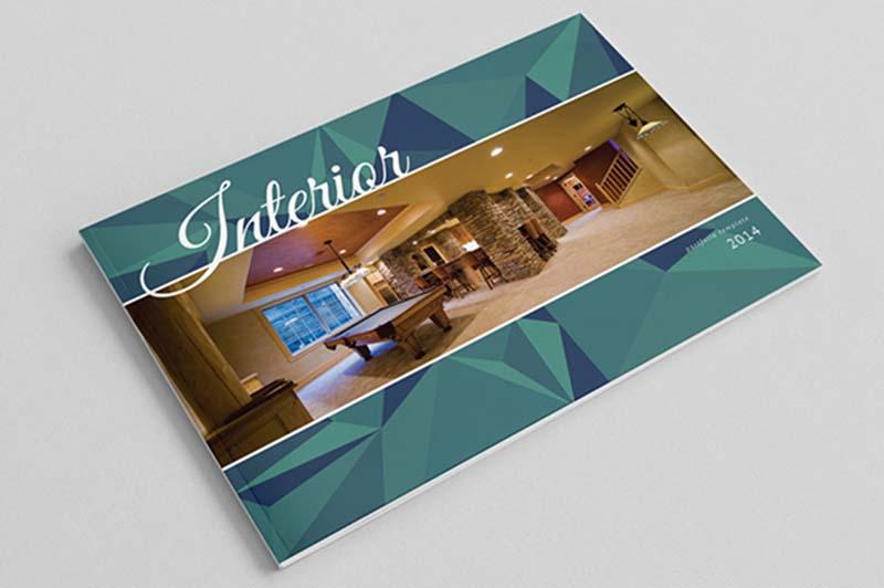 Home Interior Design Catalog Brochures Designing U0026 Printing Company Dubai Brochure At
